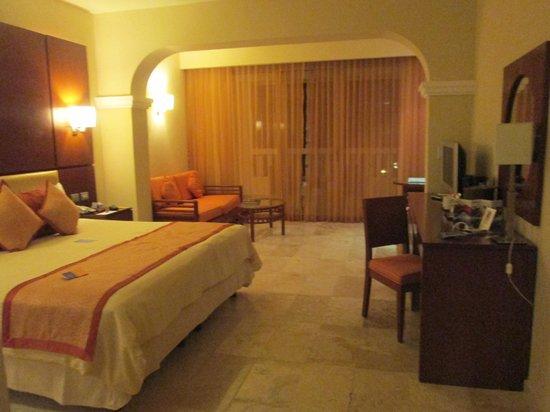 Grand Sunset Princess All Suites Resort : Junior deluxe