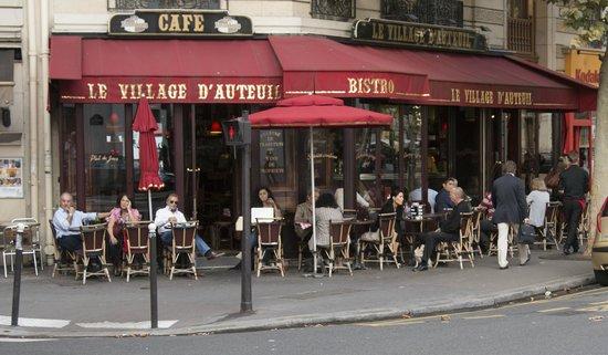 Le Mouton Blanc Restaurant Paris