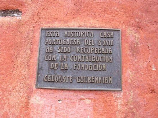 Museo Casa de Nacarello: casa nacarello