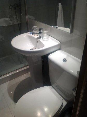 Palacio de Santa Ines: baño real