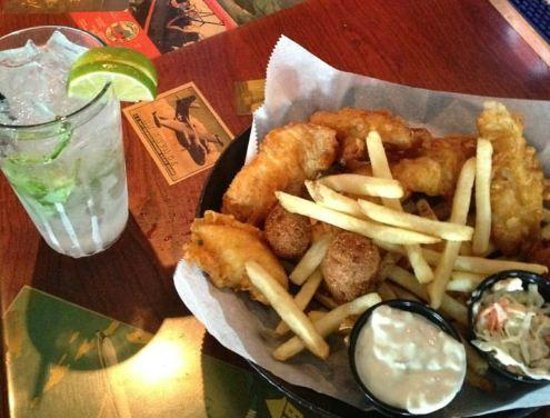 All you can eat fish fry every friday night picture of for All you can eat fish