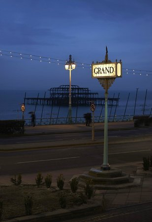 The Grand Brighton: The West Pier