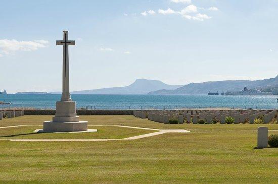 Souda Bay War Cemetery: Souda Bay Commonwealth War Cemetery
