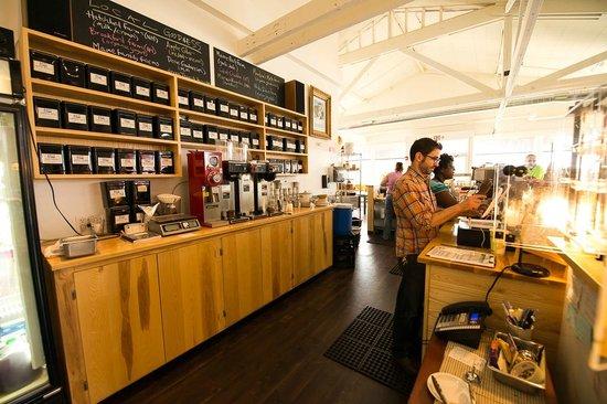 White Heron Tea & Coffee Community: White Heron Tea Counter