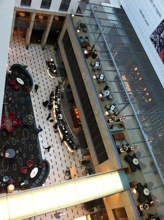 InterContinental Düsseldorf: lobby