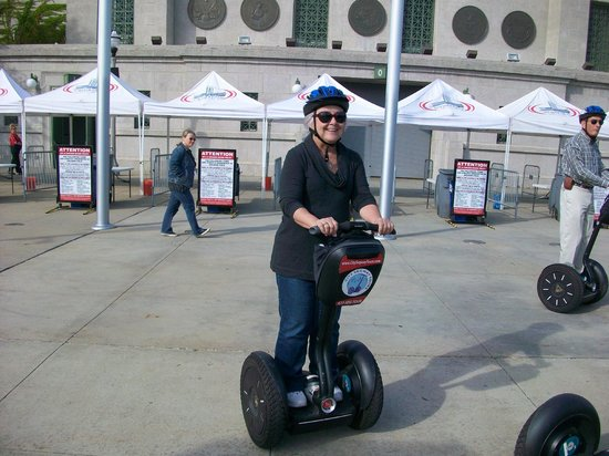 City Segway Tours Chicago : So much fun!