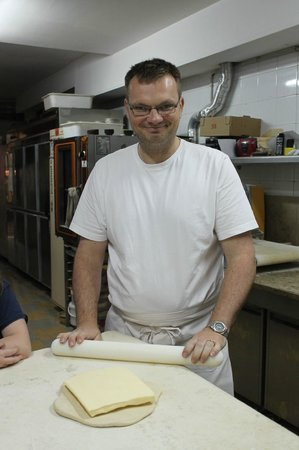 Meeting the French Tours: Master baker
