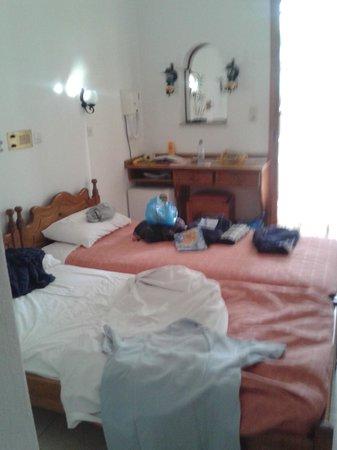 Armonia Hotel : DZ als einzel genutzt