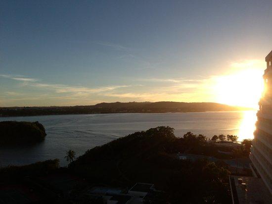 Sheraton Laguna Guam Resort : 眺望