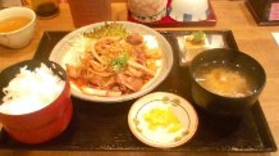 Futsu no Shokudo (Ordinary Dining) Iwama