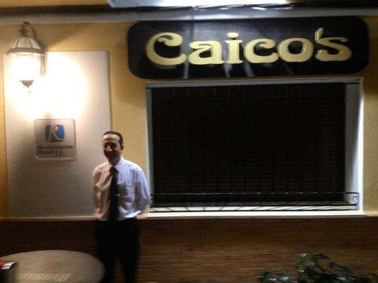 Caico's : The waiter