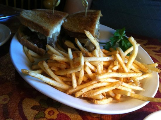 McPhee's Grill: Meatloaf Special Sandwich