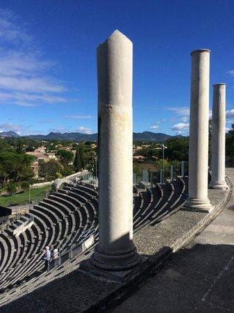 Sites Archéologiques de Vaison la Romaine : Theatre
