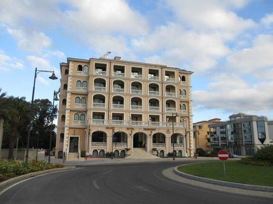 Grand Hotel President Olbia: L'Hôtel Président