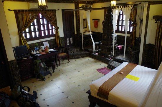 Terrasse des Elephants: Room