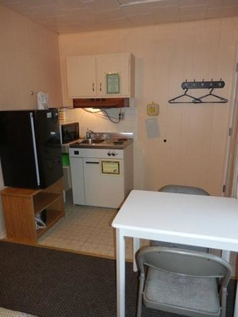 Northbrook, Kanada: Kitchenette Unit