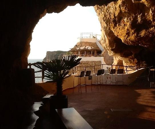 Cova d'en Xoroi: well worth a visit