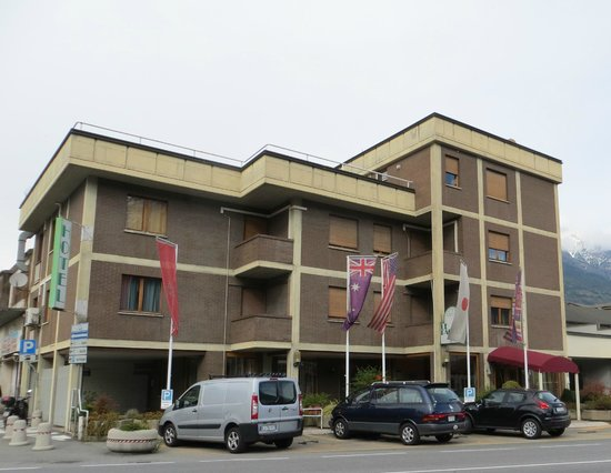 Aosta - Hotel Le Pageot