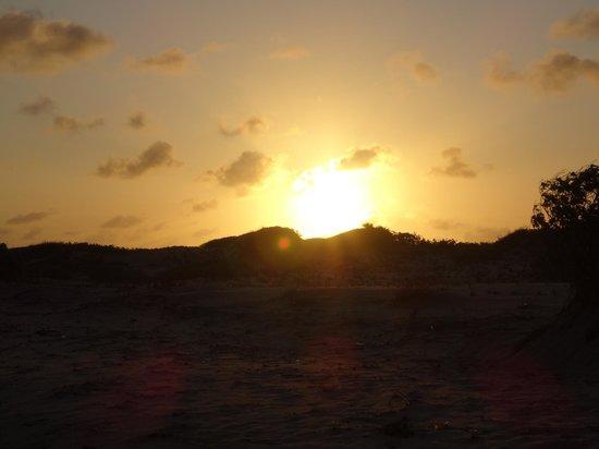 Kizingo: Sunset