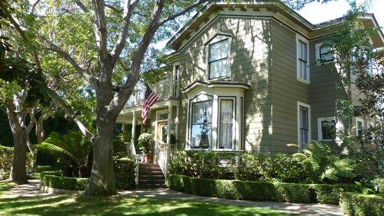 Simpson House Inn: Main house