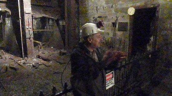No. 9 Coal Mine & Museum: Down below