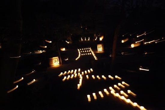 Myoshinji Temple: 梵燈