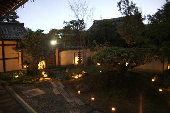 Myoshinji Temple: 表庭