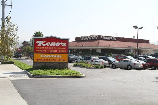 Keno restaurants near me