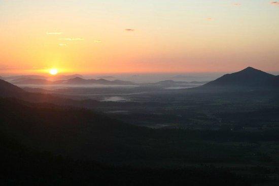 Explorers' Haven - Eungella Edge: Every day the sun rises