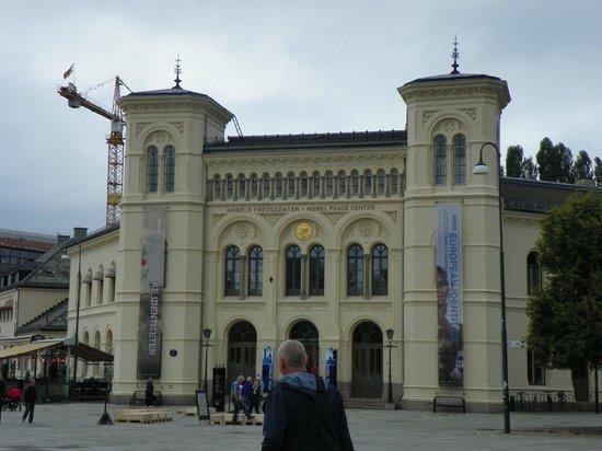 The Nobel Peace Center: Nobel Peace Center
