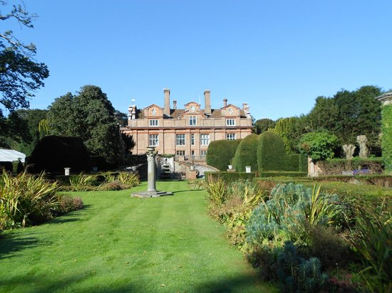 Broome Park Golf and Country Club : Broome Park Main House