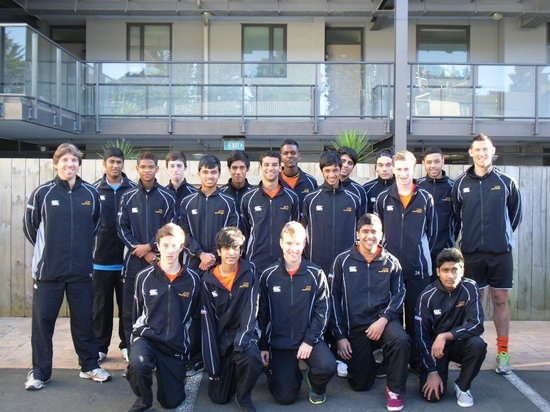 Pacific Coast Lodge and Backpackers: Ormiston College Tournament 2013