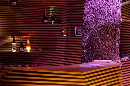 Perching bar: l'arbre du Perching!