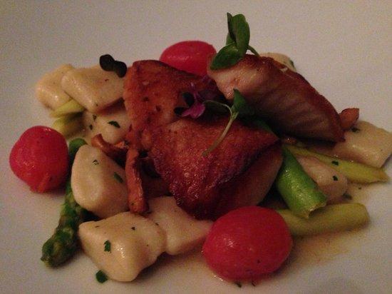 Fraiche: Sable Fish with Gnocchi