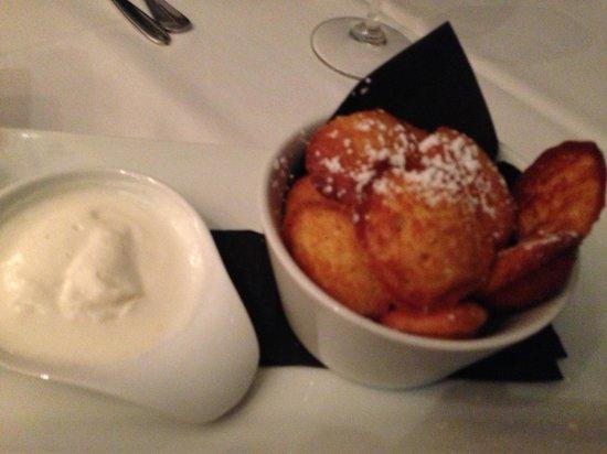 Fraiche: Magdelenes for Dessert