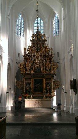 St. Petri (St. Peter's Church): Halter