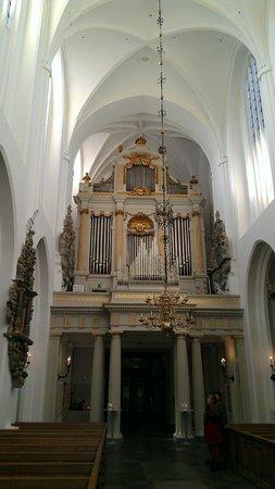 St. Petri (St. Peter's Church): Organ