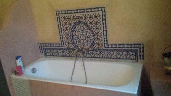 Riad Jardin Secret: Salle de bain
