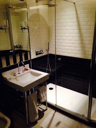 The Ampersand Hotel: Bagno deluxe