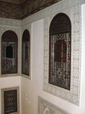 Riad Youssef: Intérieur du patio