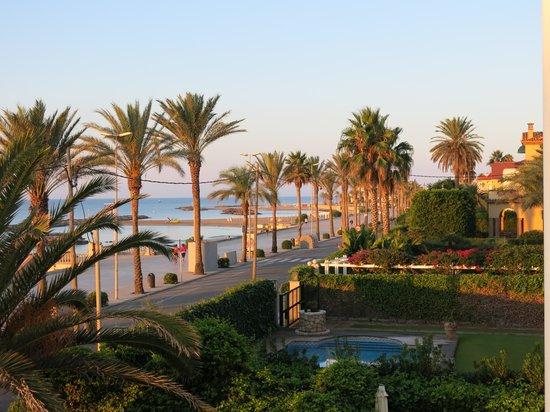 Hotel Subur Maritim: So nice to wake up to this view