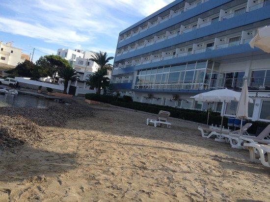 Hotel Argos : Spiaggia