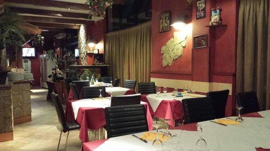 Legnano, Włochy: La sala all'ingresso