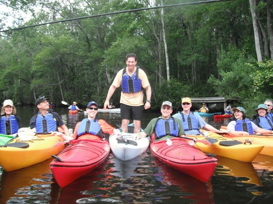 Up The Creek Xpeditions: Working Together to Build Confidence