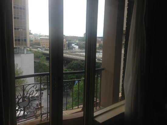 Sir Stamford at Circular Quay Hotel Sydney: view