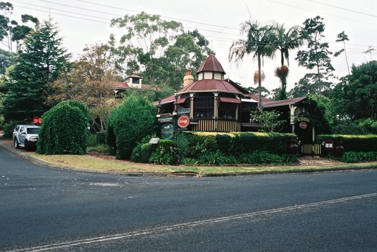 Street view of Bridgefield Guest House