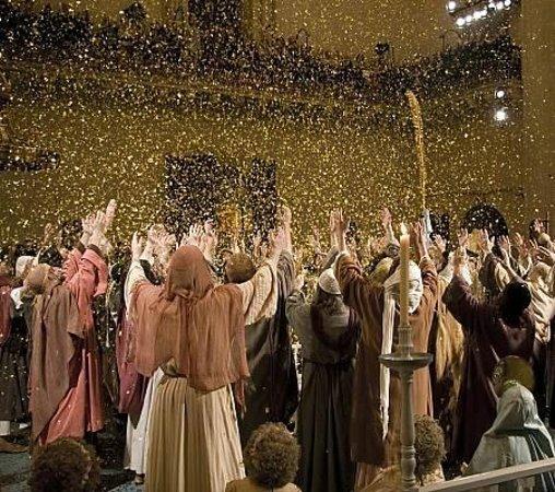 Elche, España: Misteri D'Elx patrimonio de la humanidad otorgado por la UNESCO