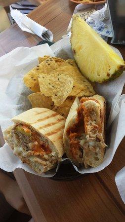 Mango Bistro : Cubano