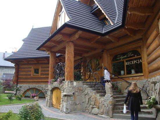 Zakopianski Dwor: recepção