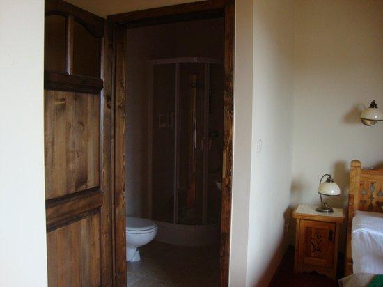 Zakopianski Dwor: banheiro